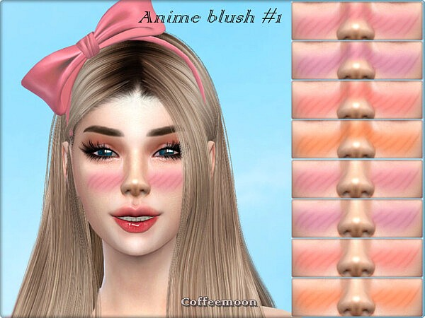 Anime blush N1 by coffeemoon from TSR