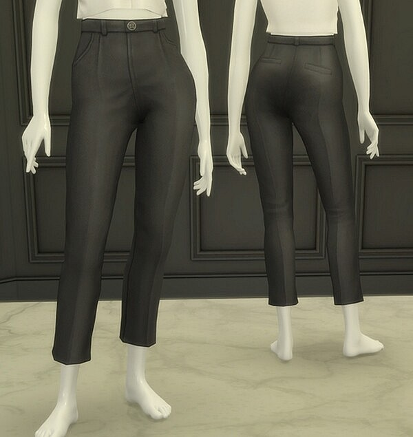 Basic Pant III from Rusty Nail