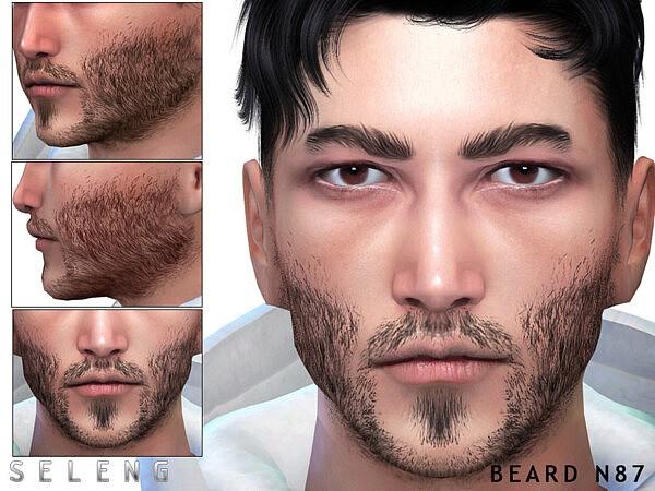 Beard N87 by Seleng from TSR