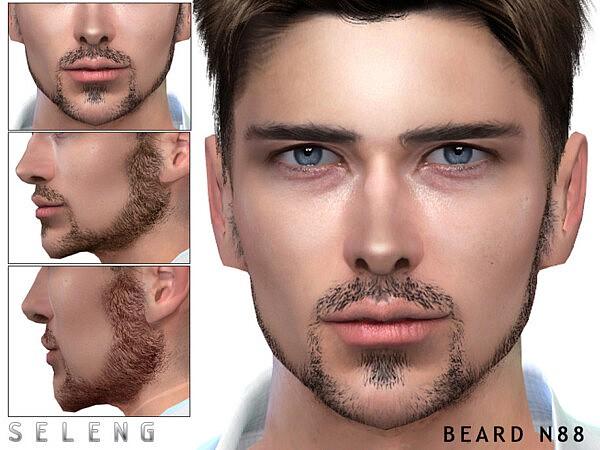 Beard N88 by Seleng from TSR
