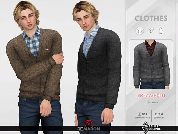 Cardigan 01 by remaron from TSR