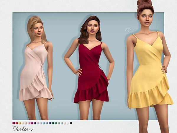 Chelsea Dress by Sifix from TSR