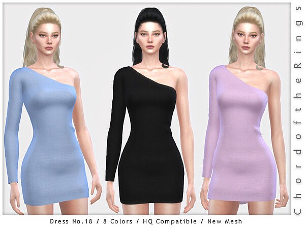 Dress No.18 by ChordoftheRings from TSR