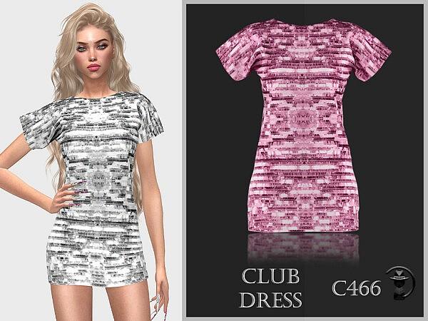 Club Dress C466 by turksimmer from TSR