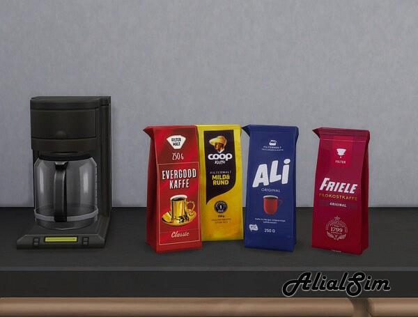 Coffee from Alial Sim
