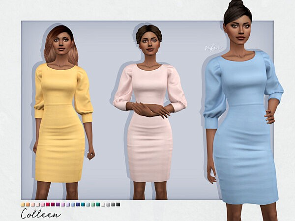 Colleen Dress by Sifix from TSR