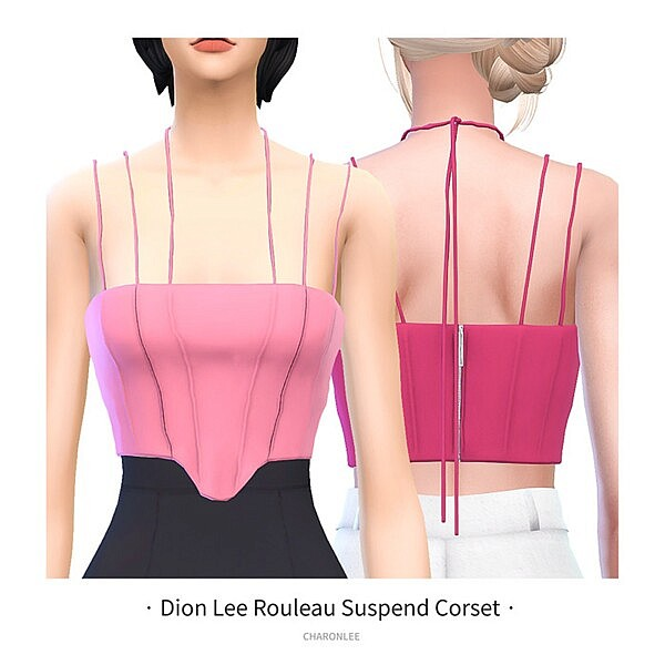 Suspend Corset from Charonlee