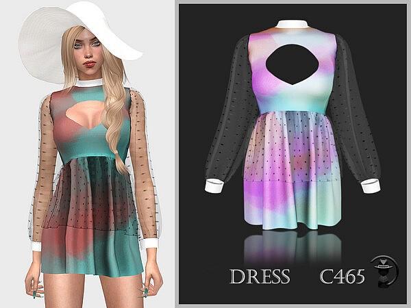 Dress C465 by turksimmer from TSR