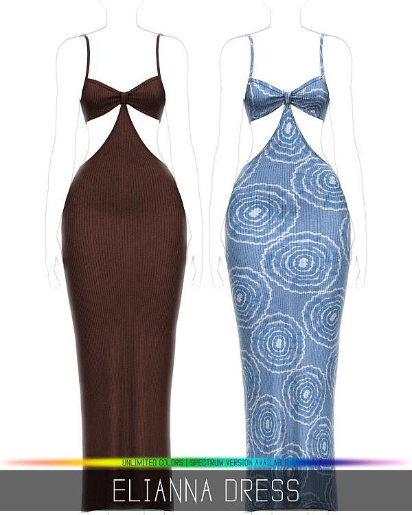 Elianna Dress from Simpliciaty