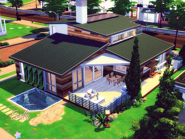 Ecolla House by GenkaiHaretsu from TSR