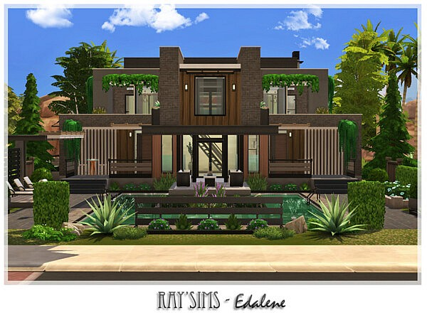 Edalene house by Ray Sims from TSR