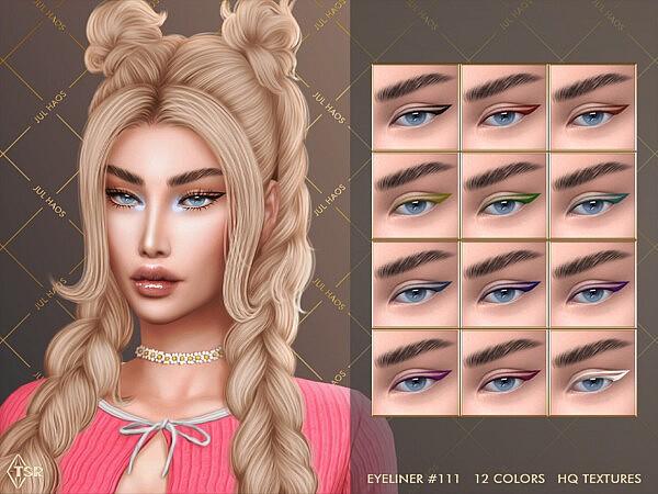 Eyeliner 111 by Jul Haos from TSR