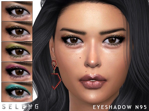 Eyeshadow N95  by Seleng from TSR