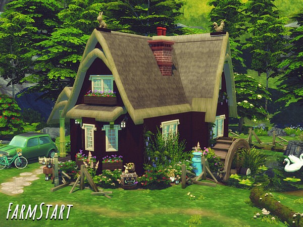 Farm Start by GenkaiHaretsu from TSR