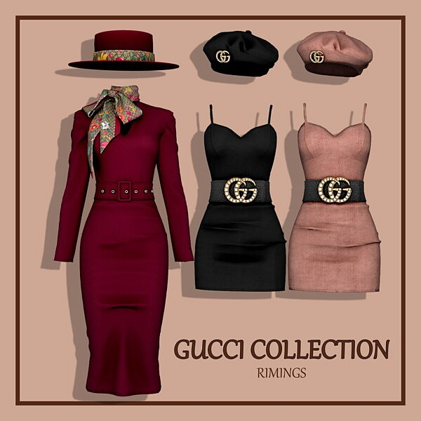 Fashion Collection from Rimings
