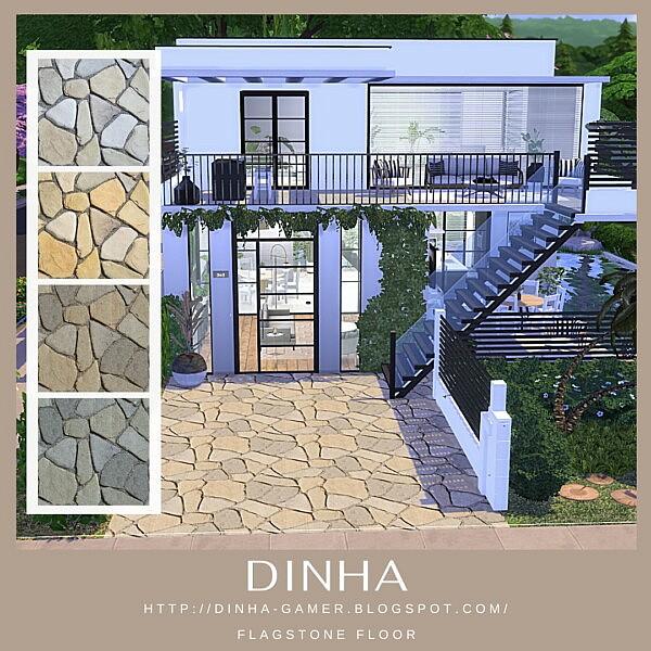 Flagstone Floor from Dinha Gamer