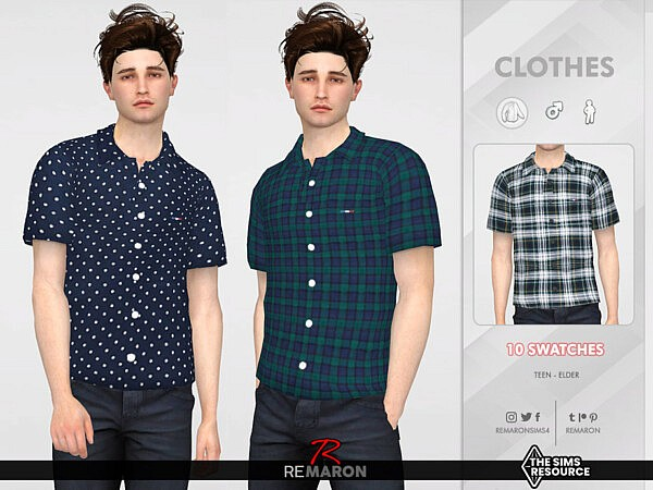 Formal Shirt 06 by remaron from TSR