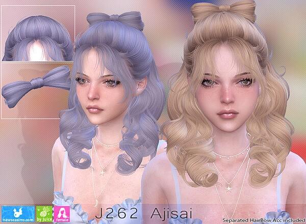 J262 Ajisai Hair from NewSea