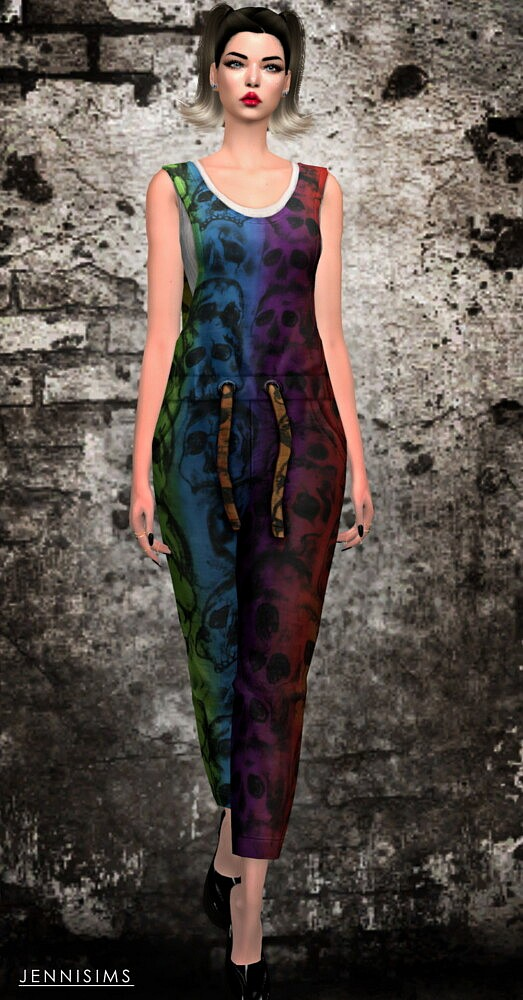 Jumpsuit from Jenni Sims