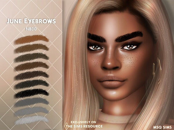 June Eyebrows by MSQSIMS from TSR