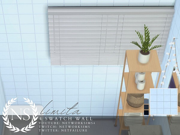 Limita Tile Wall by networksims from TSR