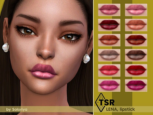 Lipstick Lena by soloriya from TSR