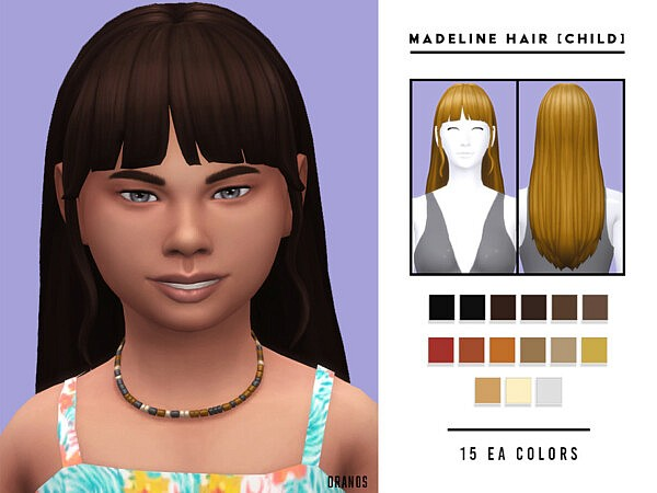 Madeline Hair KG by OranosTR from TSR