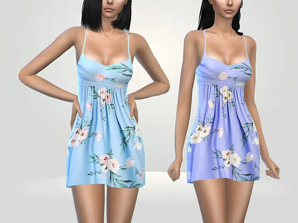Mandy Summer Dress by Puresim from TSR