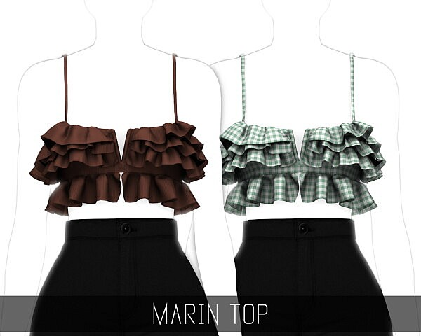 Marin Top from Simpliciaty