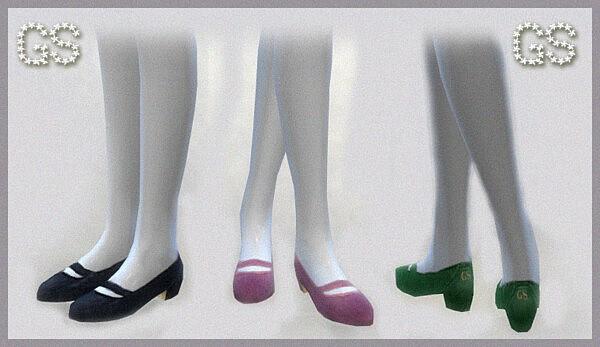 Mary Jane shoes from Guemara