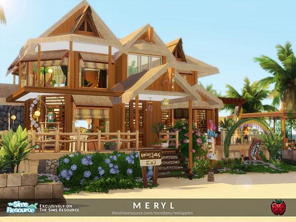 Meryl House by melapples from TSR