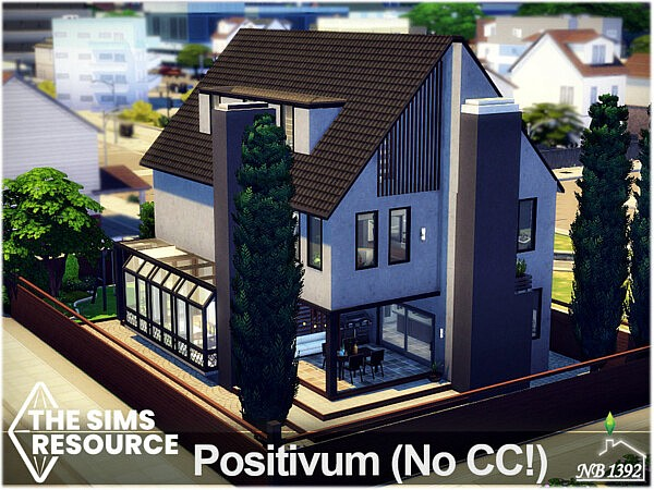 Positivum House by nobody1392 from TSR