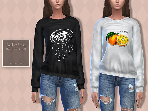 Sabrina Sweater by Pipco from TSR
