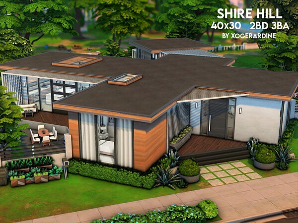 Shire Hill by xogerardine from TSR