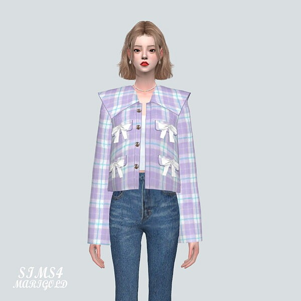 RST Jacket V2 from SIMS4 Marigold
