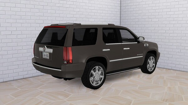 2011 Cadillac Escalade from Modern Crafter
