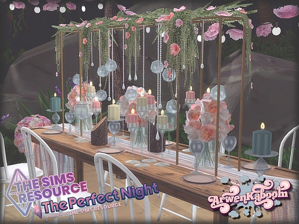 The Perfect Night Deco by ArwenKaboom from TSR