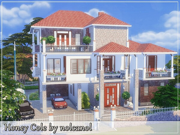 Honey Cole House by nolcanol from TSR