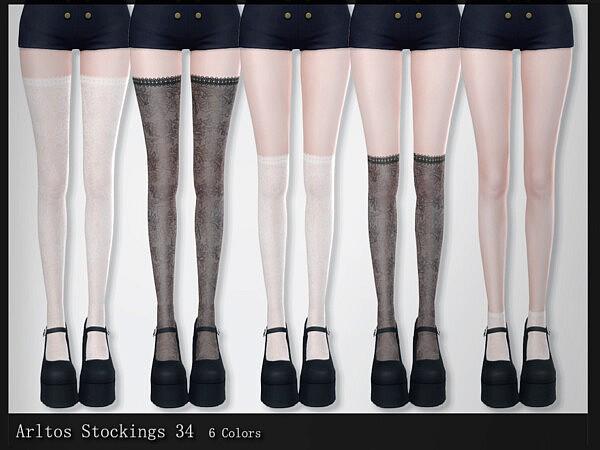 Stockings 34 by Arltos from TSR