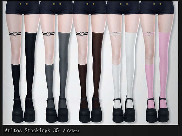 Stockings 35 by Arltos from TSR