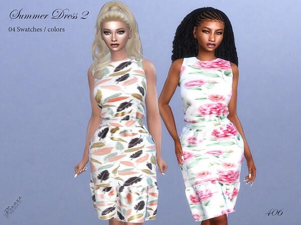 Summer Dress 2 by pizazz from TSR