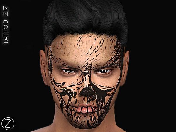 Tattoo Minimalist N.02 by IzzieMcFire from TSR
