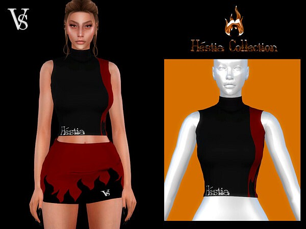 Top I   Hestia Collection by Viy Sims from TSR