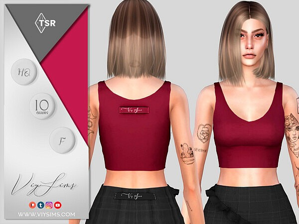 Uniform Set by Viy Sims from TSR