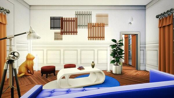 Vassil Livingroom from Fezets Corporation