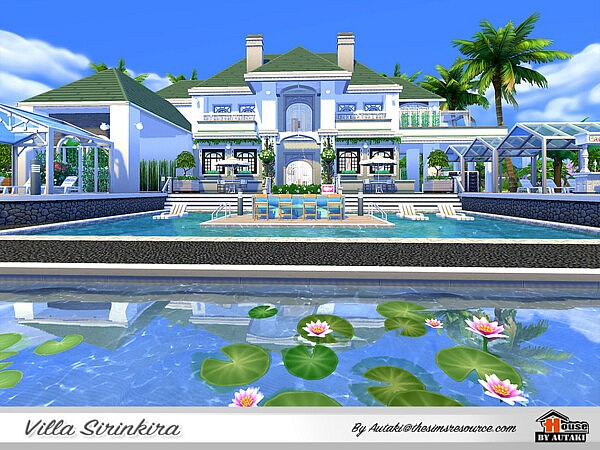 Villa Sirinkira NoCC by autaki from TSR