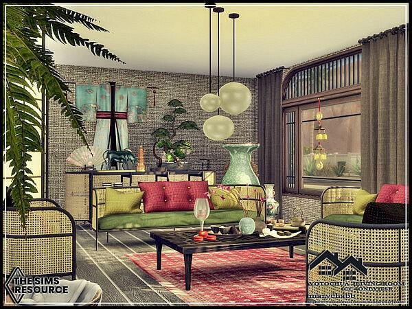 YOTOCHUA Living Room by marychabb from TSR