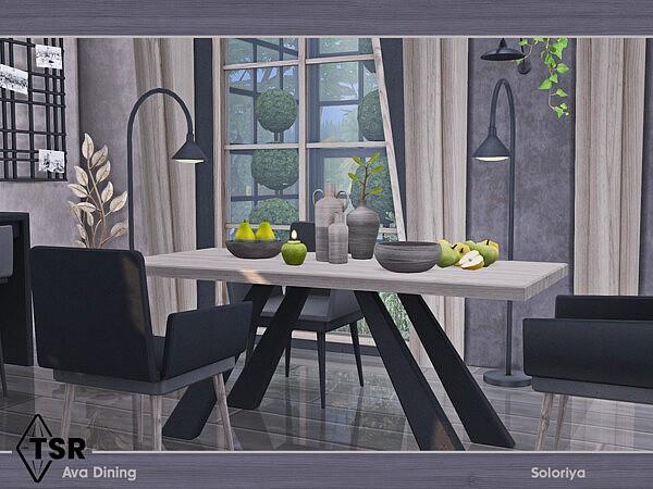 Ava Dining by soloriya from TSR