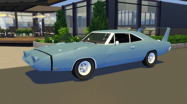 1969 Dodge Charger Daytona from Modern Crafter