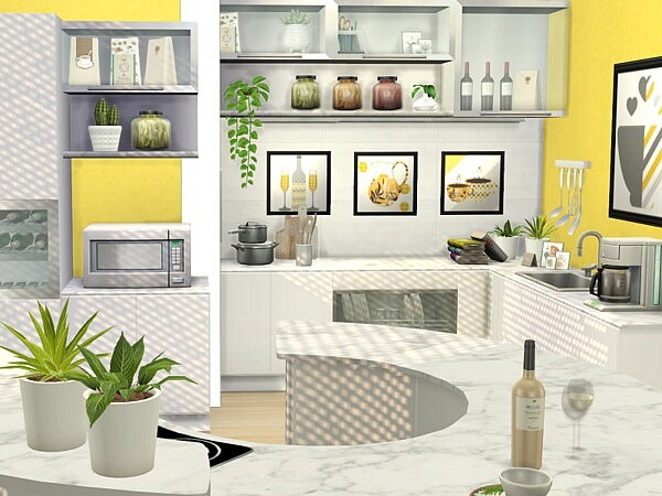 Lemon Kitchen by Flubs79 from TSR